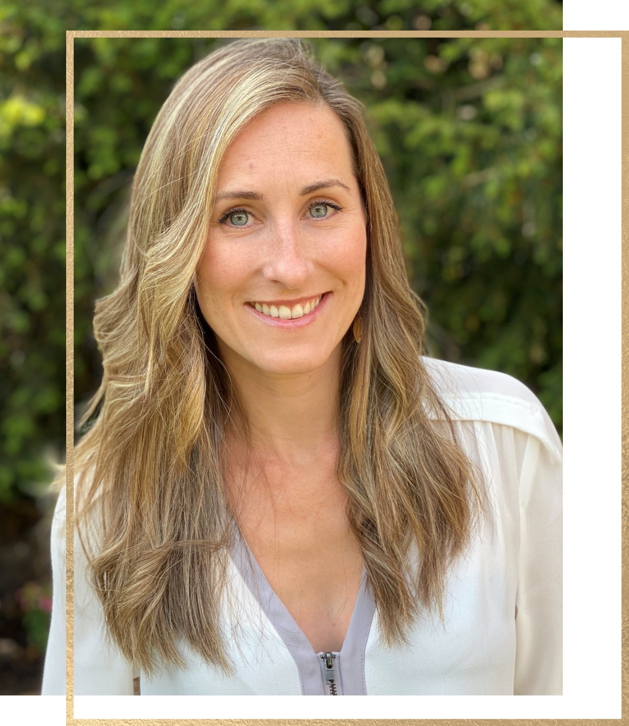Melissa Turner - founder of the The Chronic Wellness Project